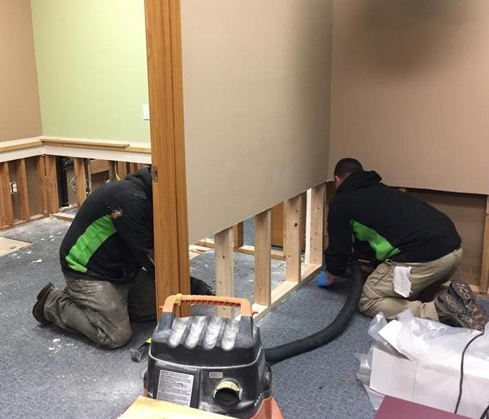 SERVPRO in Action